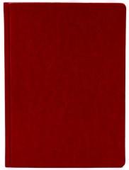 Agenda zilnica Impression medie rosie A95-08
