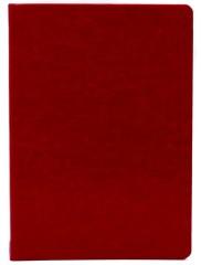 Notebook A5 Impression nedatat rosu A95-08