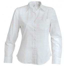 CAMASI KARIBAN POPLIN SHIRT WHITE S KA542WH-1