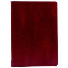 Notebook A5 Impression nedatat bordo A96-04